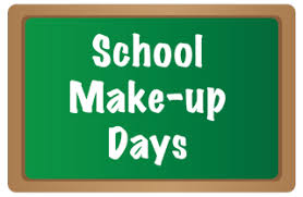 School Make-up Days