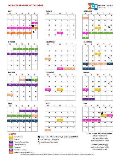 Wake County Year Round Calendar 2022.Quail Run Elementary School Supply List School Style