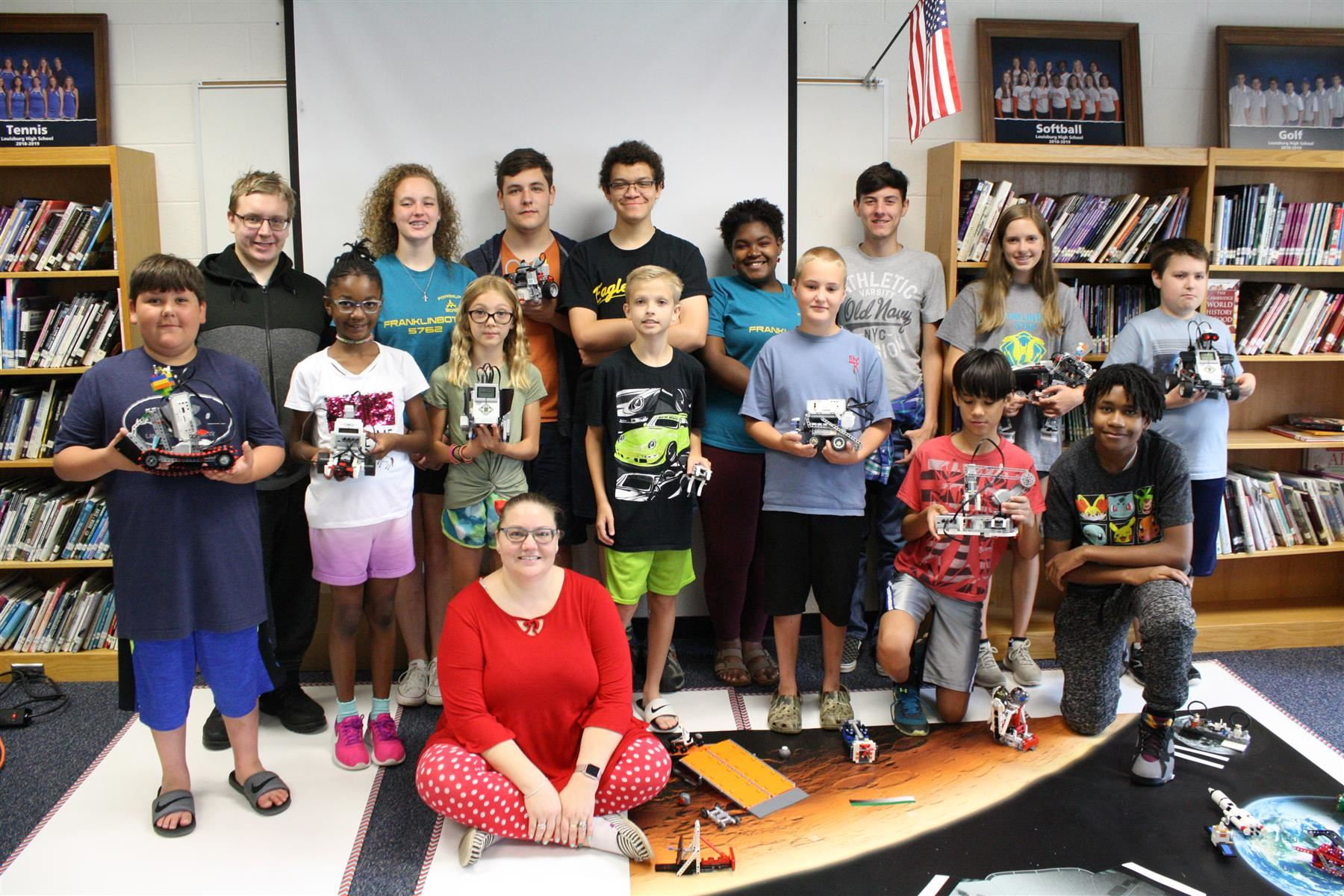 Robotics Summer Camps help students learn STEAM skills