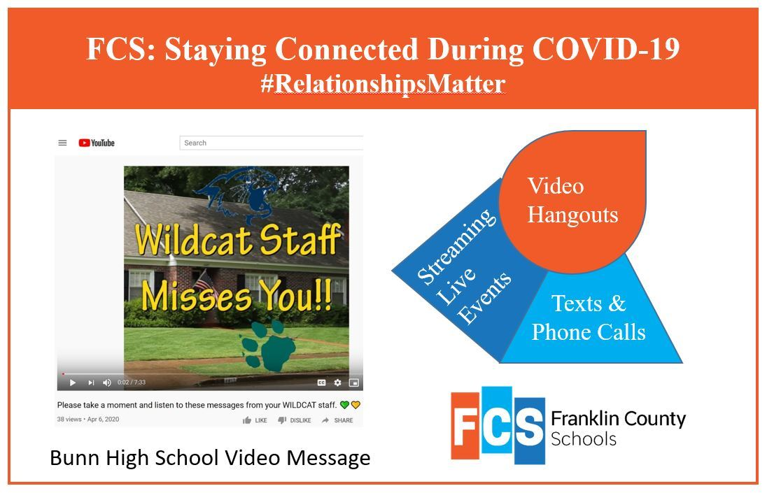 Staying Connected During COVID-19: BHS