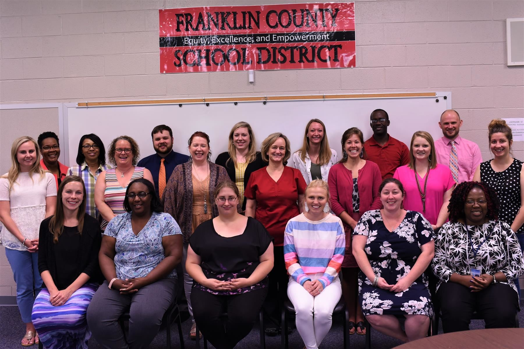 FCS recognizes 38 graduates of BT3 program