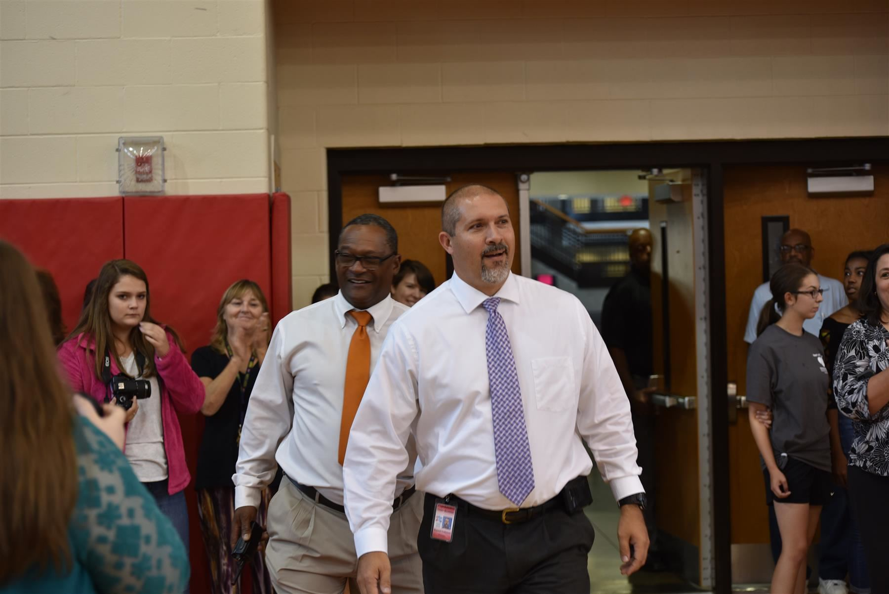 Russell Holloman Named Principal of the Year