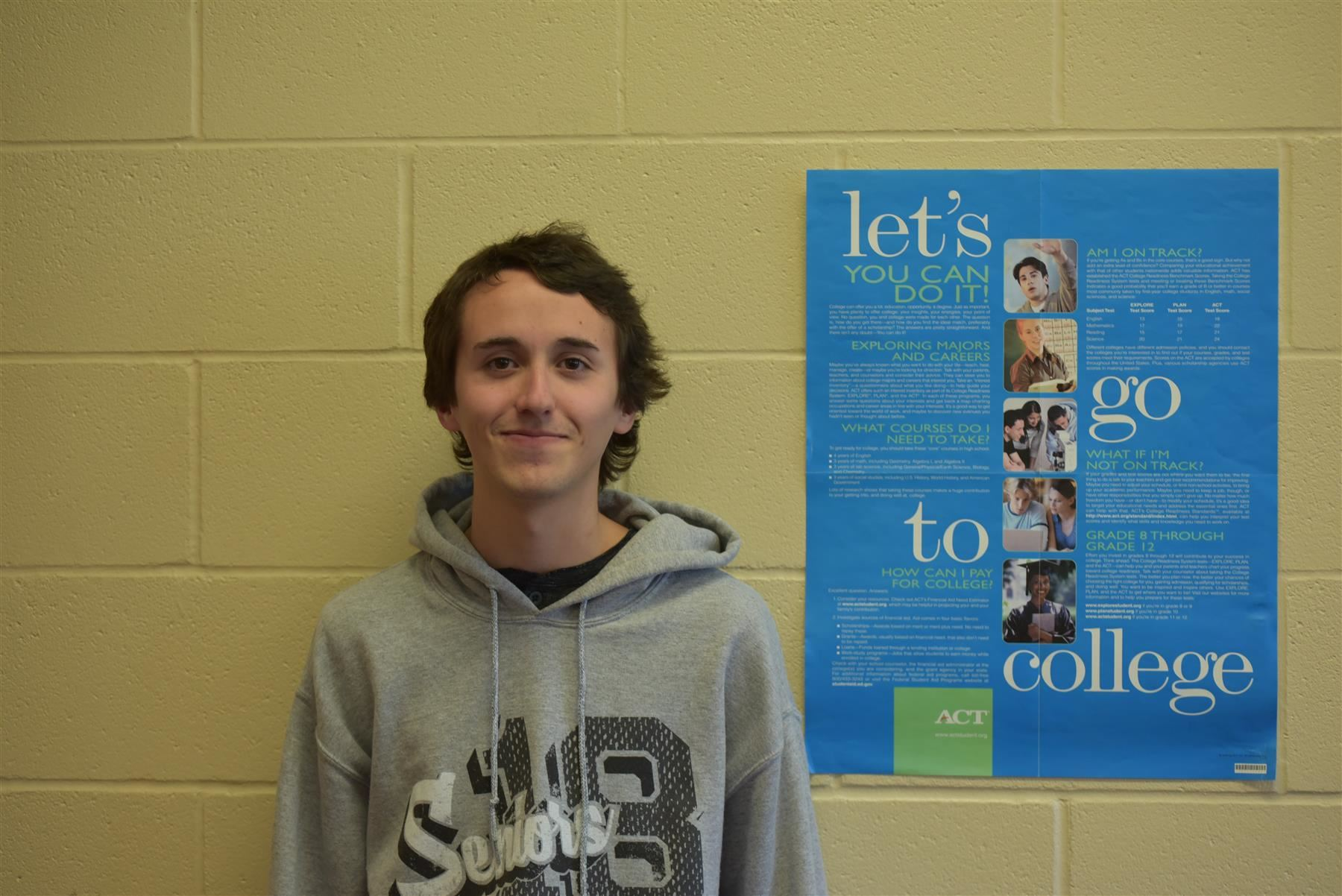 High School Senior Receives National Commendation