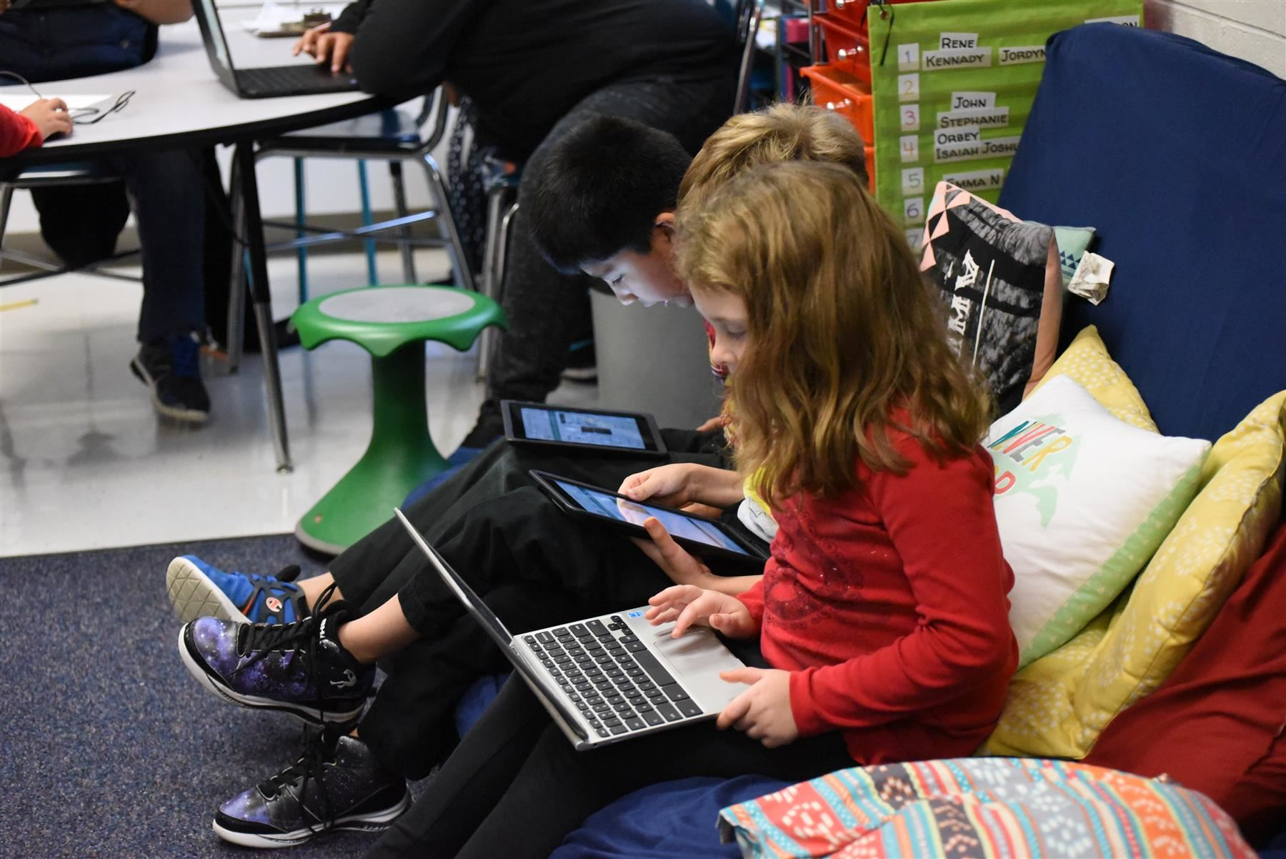 A Second Look at Flexible Seating