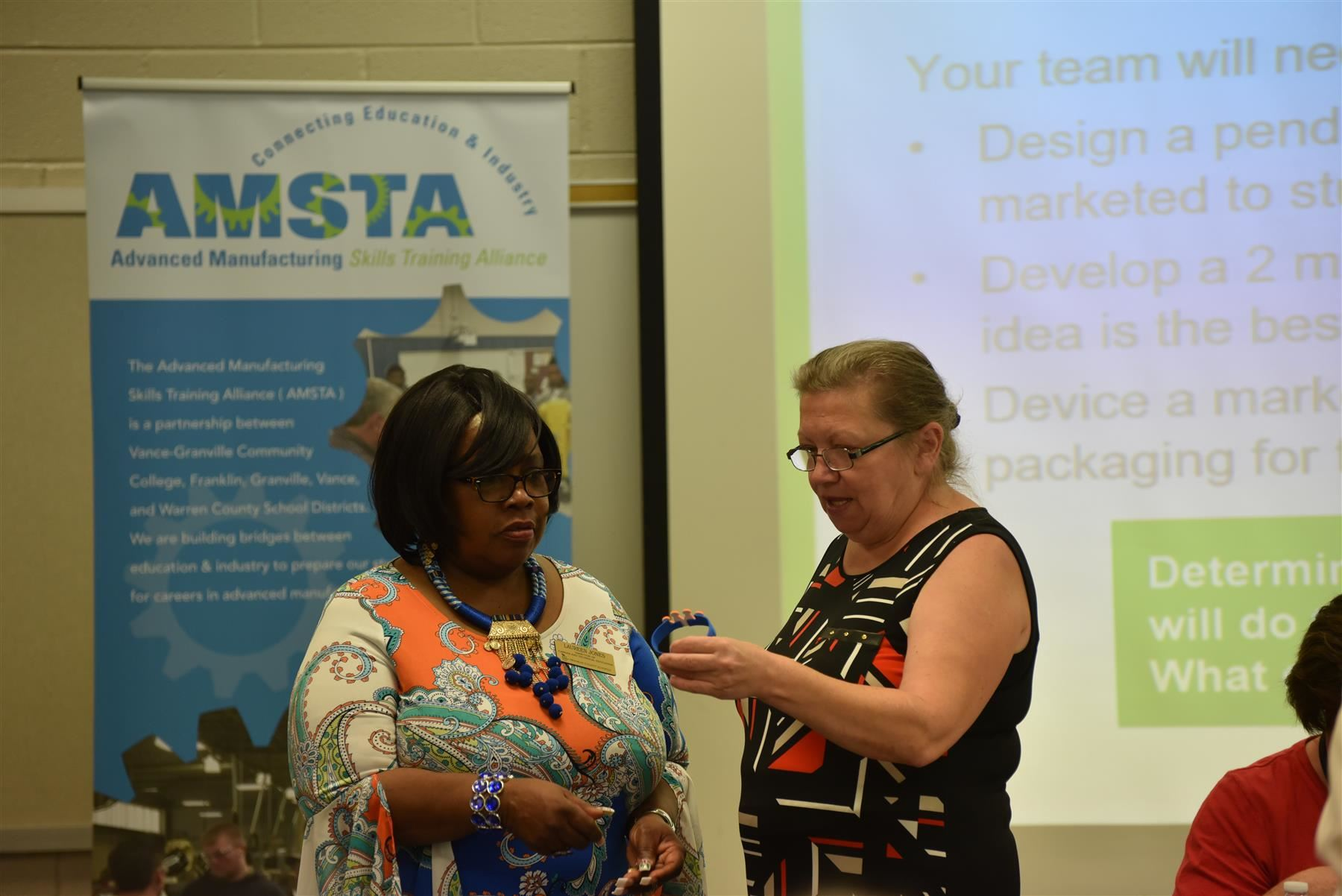 Teachers Receive Hands-On Training in Project Based Learning