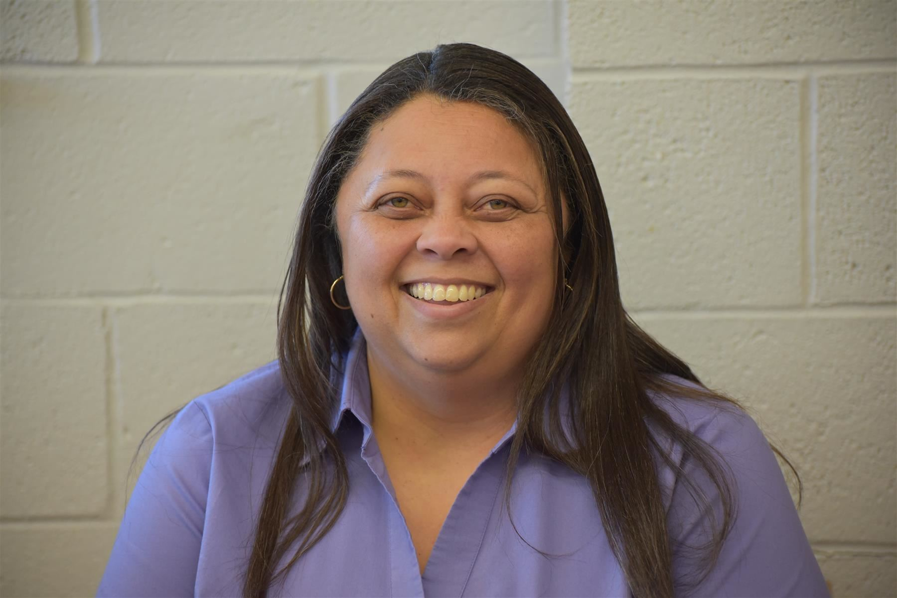 Headshot of Falisa Carter, new Principal, Bunn Elementary.