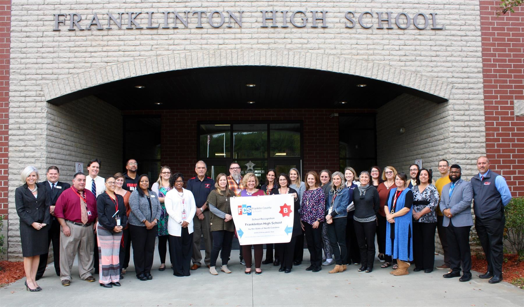 Spotlight on Franklinton High School for outstanding performance