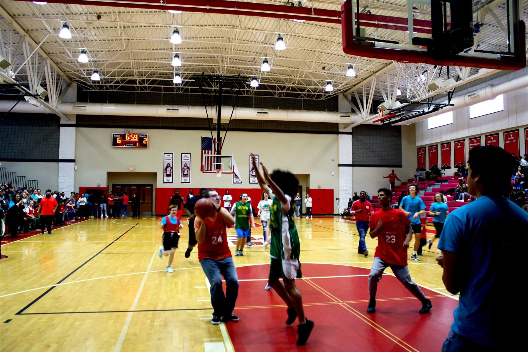 Exceptional athletes become Unified Champions during tournament