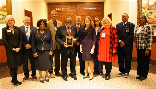 Franklin Board named County Commissioners of the Year