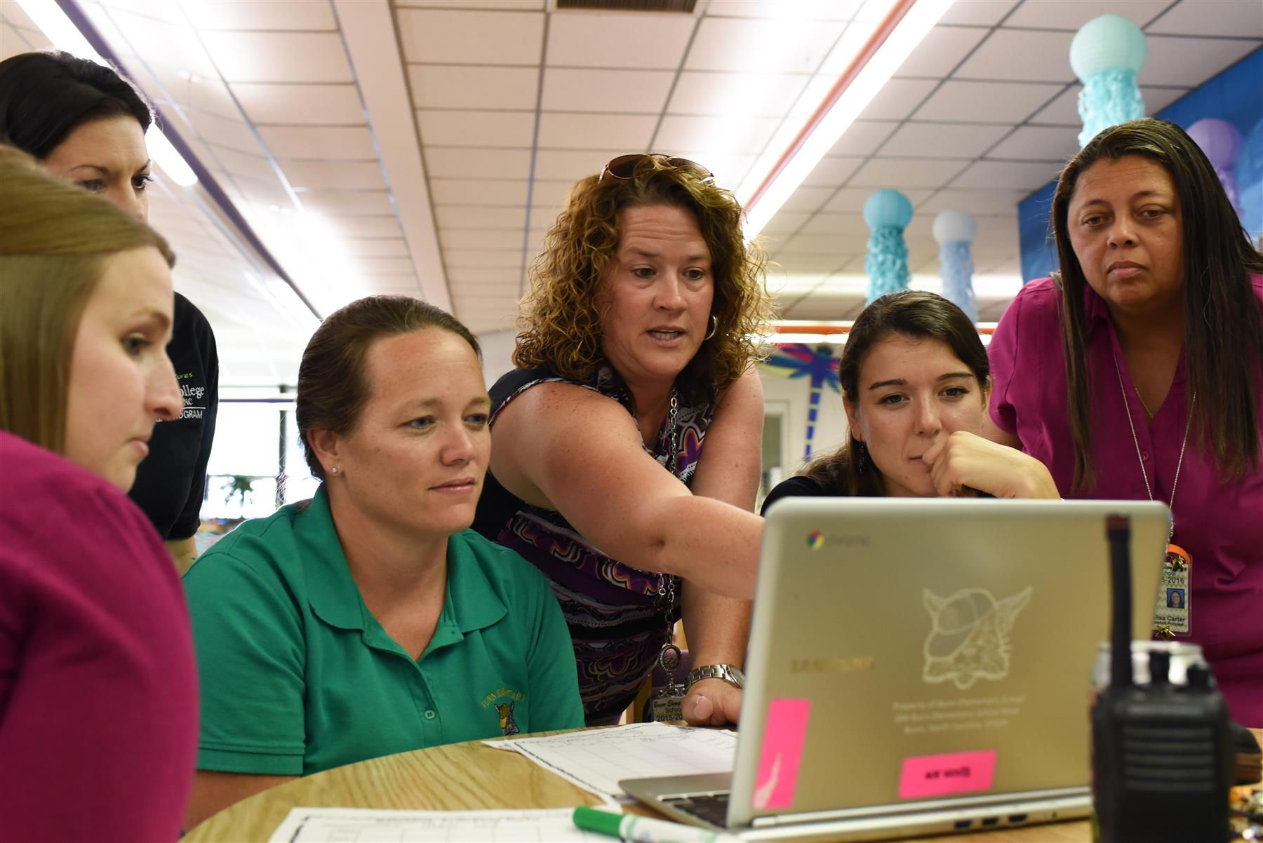 District Receives $192,000 Golden LEAF Technology Grant