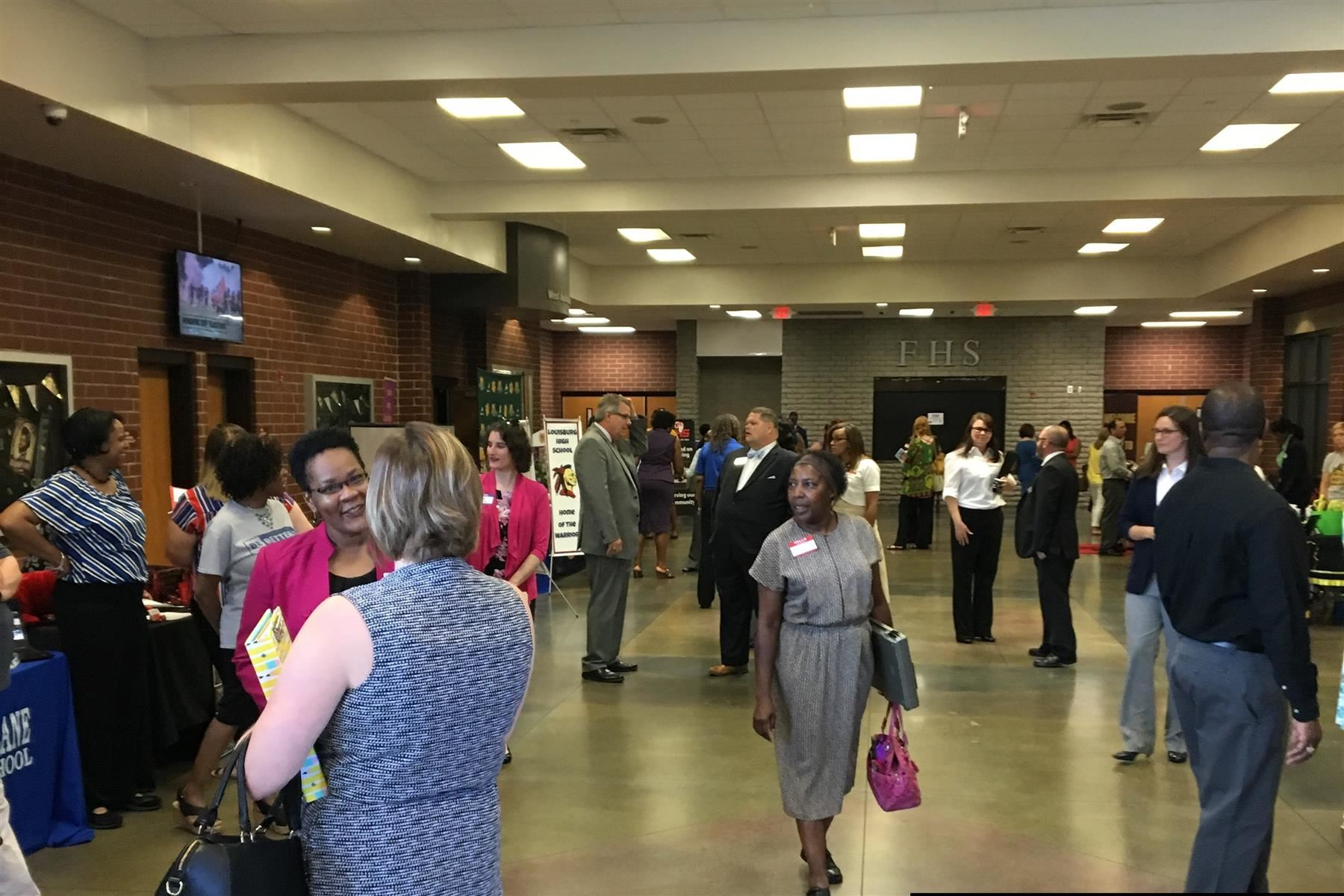 FCS Teacher Job Fair