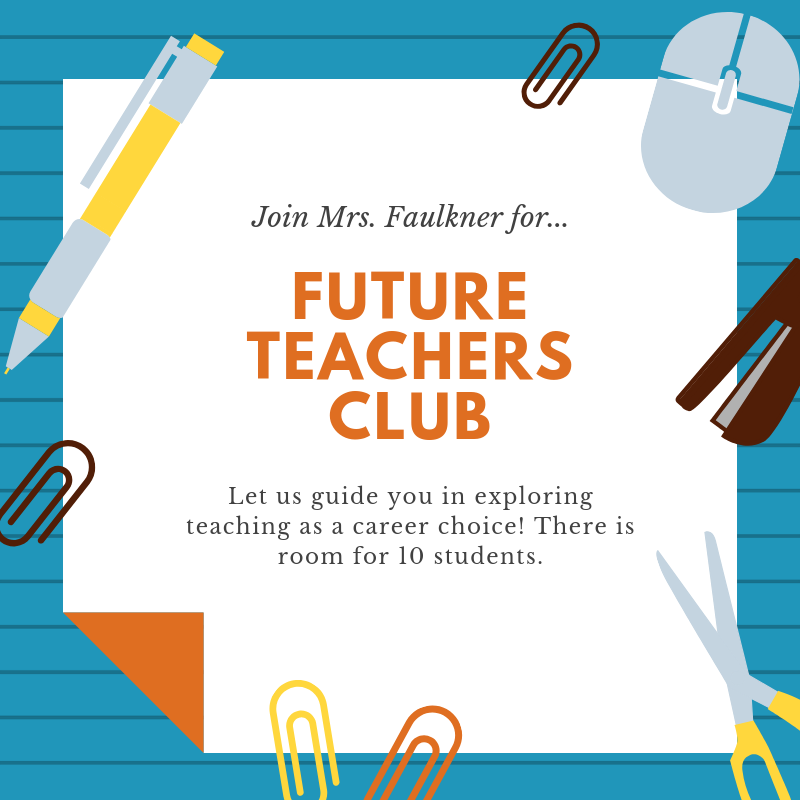 Future Teachers Club