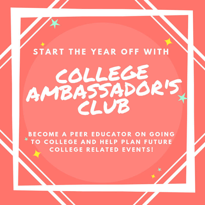 College Ambassador's Club