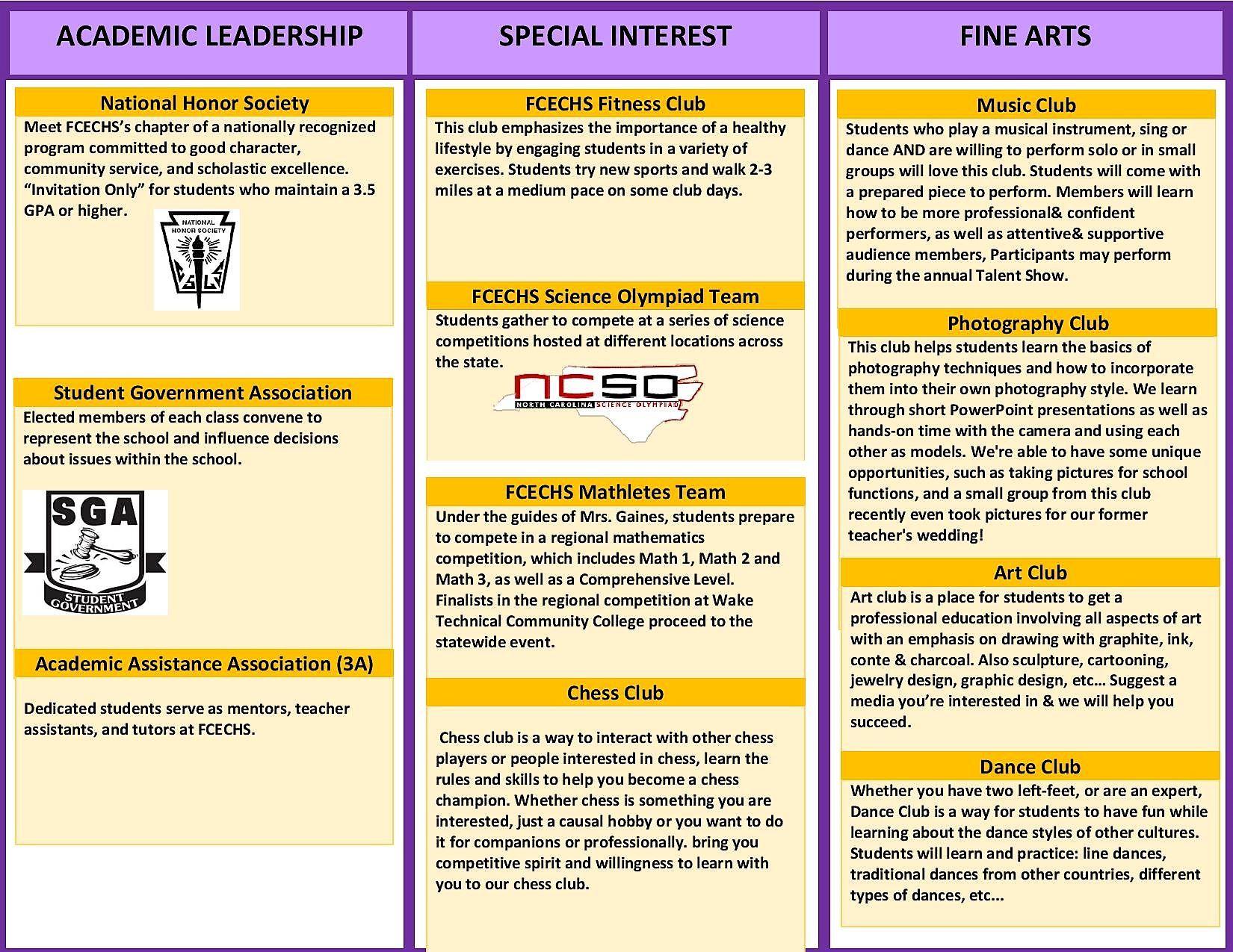 Wake Tech Academic Calendar.Clubs And Activities Clubs And Activities