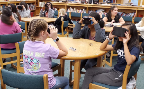 BMS using Google Expedition Kits